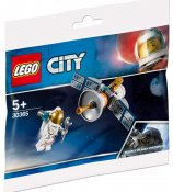 LEGO City Satellite 30365