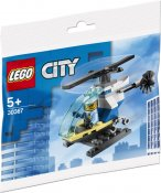 LEGO City Polishelikopter 30367