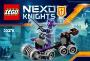 LEGO NEXO KNIGHTS Shrunken Headquarters 30378