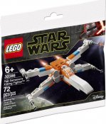 LEGO Star Wars Poe Damerons X-wing Fighter 30386