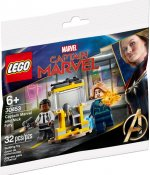 LEGO Super Heroes Captain Marvel and Nick Fury 30453