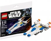 LEGO Star Wars U-Wing Fighter 30496