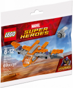 LEGO The Guardians Ship 30525