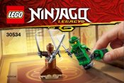 LEGO Ninjago Ninja Workout 30534