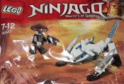 LEGO Ninjago Dragon Hunter 30547