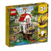 LEGO Creator Tree House Treasures 31078