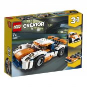LEGO Creator Orange racerbil 31089