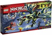 LEGO Skadad Ask Ninjago Attack Of The Morro Dragon SK70736