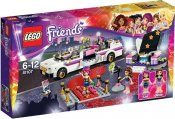 LEGO Friends Pop Star Limosine 41107