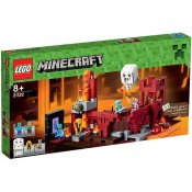 LEGO Minecraft Fästningen i The Nether 21122