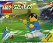 LEGO World Team Scottish Footballer 3305