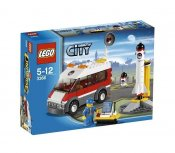 LEGO City Satellitramp 3366