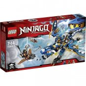 LEGO Ninjago Jays Elemental Dragon 70602