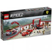 LEGO Speed Champions Ferrari ultimat garage 75889