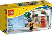 LEGO Brand Retail Store EXCLUSIVE 40145