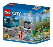 LEGO Build My City Accessory Set 40170