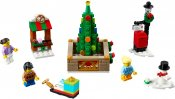 LEGO Christmas Town Square 40263