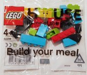 LEGO House Build Your Meal Brick Bag 40296