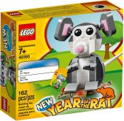 LEGO Year of the Rat 40355