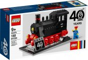 LEGO Promotional Steam Engine 40 years 40370
