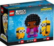 LEGO BrickHeadz Belle Bottom, Kevin och Bob 40421