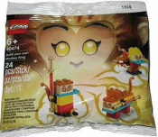 LEGO Build your own Monkey King 40474