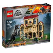 LEGO Jurassic World Indoraptor och attacken mot Lockwood Estate 75930