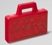 LEGO Sortingcase To Go Red 40870001