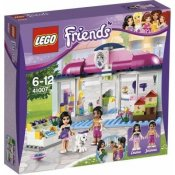 LEGO Friends Heartlakes Djursalong 41007
