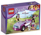LEGO Friends Emmas sportbil 41013