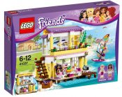 LEGO Friends Stephanies strandhus 41037