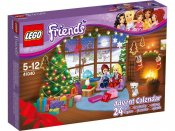 LEGO Friends Adventskalender 2014 41040