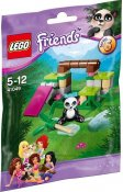 LEGO Friends Pandans bambu 41049