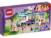 LEGO Friends Heartlakes nyhetsbil 41056