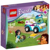 LEGO Friends Djurambulans 41086