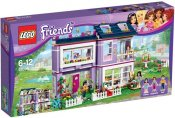 LEGO Friends Emmas hus 41095