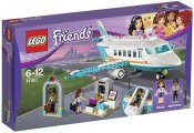 LEGO Friends Heartlakes privatjet 41100