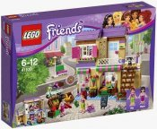 LEGO Friends Heartlakes mataffär 41108