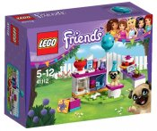 LEGO Friends Kalastårtor 41112