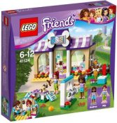 LEGO Friends Heartlakes hunddagis 41124