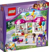 LEGO Friends Heartlakes Partybutik 41132