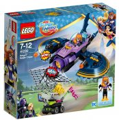 LEGO Super Hero Girls Batgirl Jakt med Batjet 41230