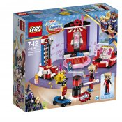 LEGO Super Hero Girls Harley Quinn Sovrum 41236