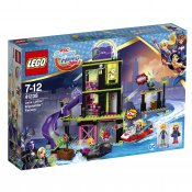LEGO Super Hero Girls Lena Luthor Kryptomite Fabrik 41238