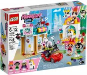 LEGO Powerpuff Girls Mojo Jojo Strikes 41288