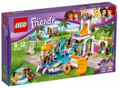 LEGO Friends Heartlakes sommarpool 41313