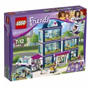 LEGO Friends Heartlakes sjukhus 41318