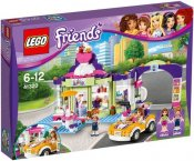 LEGO Friends Heartlake Frozen Yogurt Shop 41320