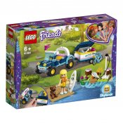 LEGO Friends Stephanies buggy med släp 41364