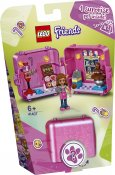 LEGO Friends Olivias shoppinglekkub 41407